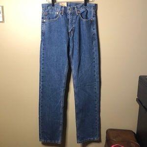 Levi's 505 29x34 jeans medium wash